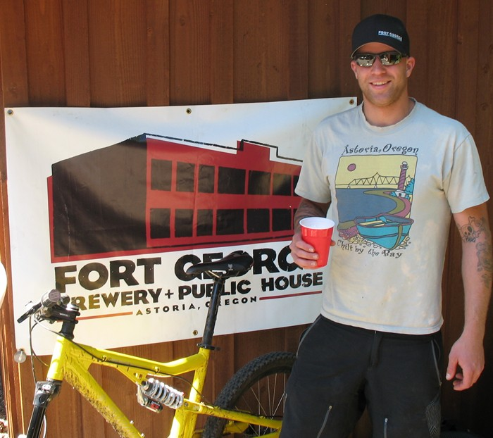 Thanks to Al Hansen and GG5K sponsor Fort George